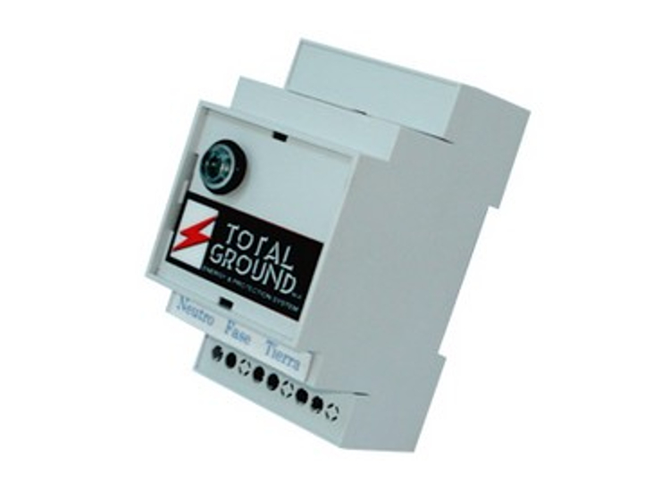 Supresor de picos Total Ground Suprector DIN Rail